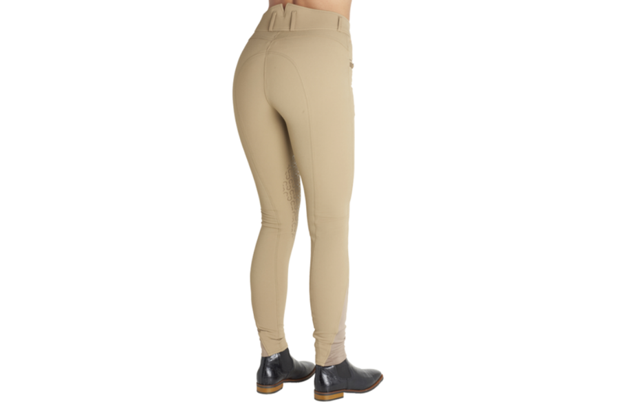 Montar Molly High Waist Silicone Knee Breeches