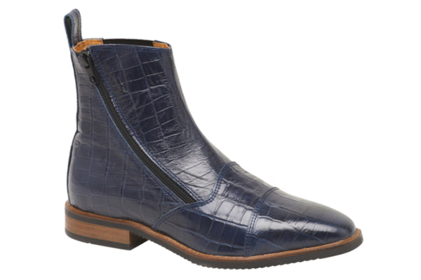 Montar Zipper Jodhpur Boot
