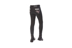 Montar Childrens Breeches with Pink Embroidery