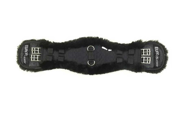 Ovation Europa Shaped Contour Dressage Girth
