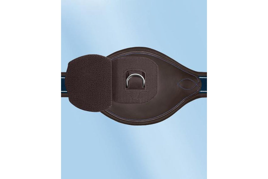 Passier Blu Grip Leather Saddle Girth