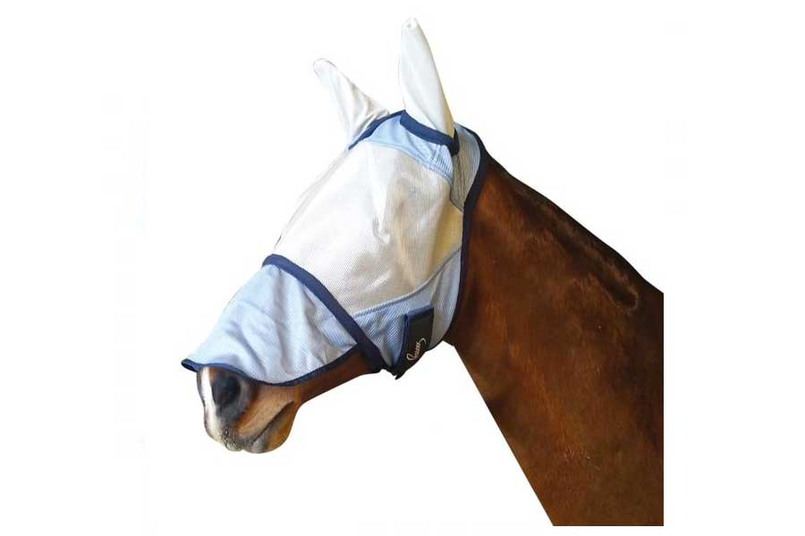 Pessoa Coolwave Combo Fly Mask