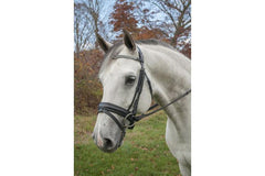 KL Select Red Barn Passage Bridle