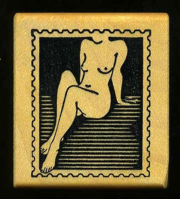Nude on a Rug Postoid