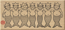Seven Deadly Mermen