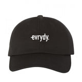 Evrydy. Original Cap 2.0 Black