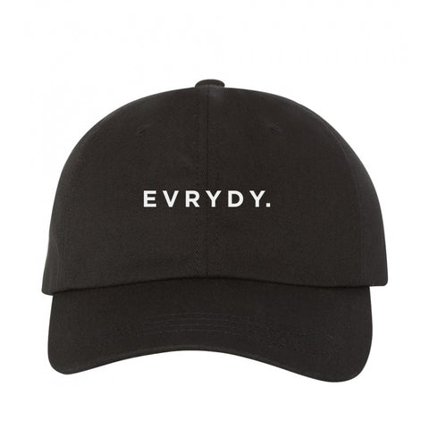 Evrydy. Simple Cap 2.0 Black