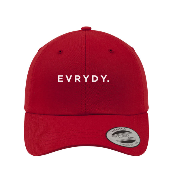 Evrydy. Simple Cap 2.0 Red