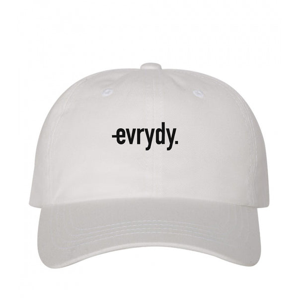 Evrydy. Original Cap 2.0 White