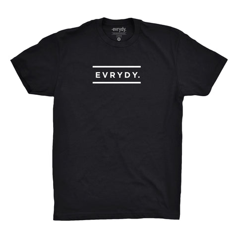 EVRYDY. SIMPLE BLACK