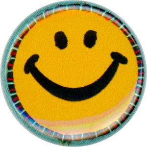 Cute, Happy, Fun, Collectible, Funky, Button, Magnet