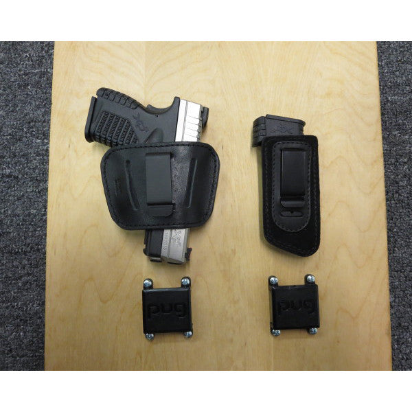 Pug Handgun Holster Mount (Double)