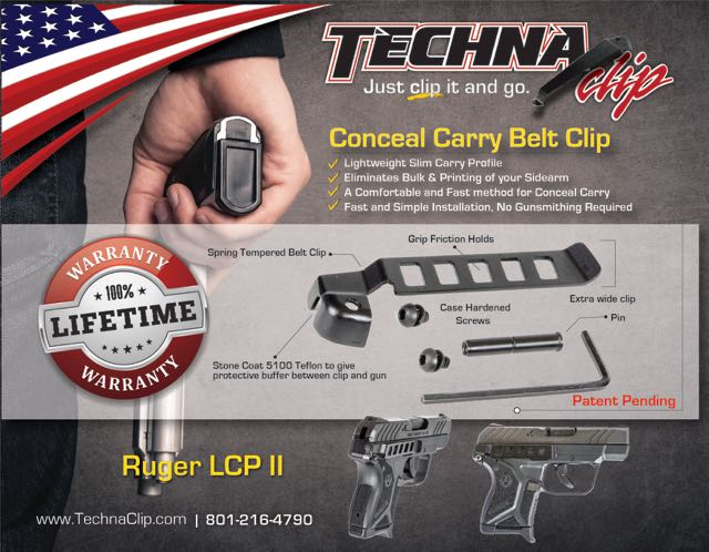 P32 Concealed Carry