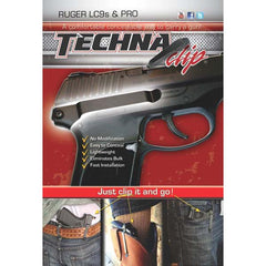 Ruger® LC9s/EC9s .9mm - Conceal Carry Gun Belt Clip (Right-Side)