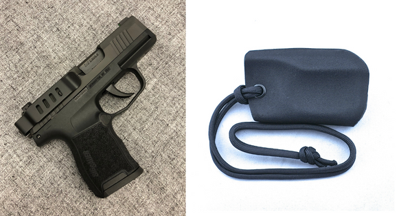 CONCEAL CARRY KIT – SIG SAUER P365 9MM + KYDEX TRIGGER GUARD