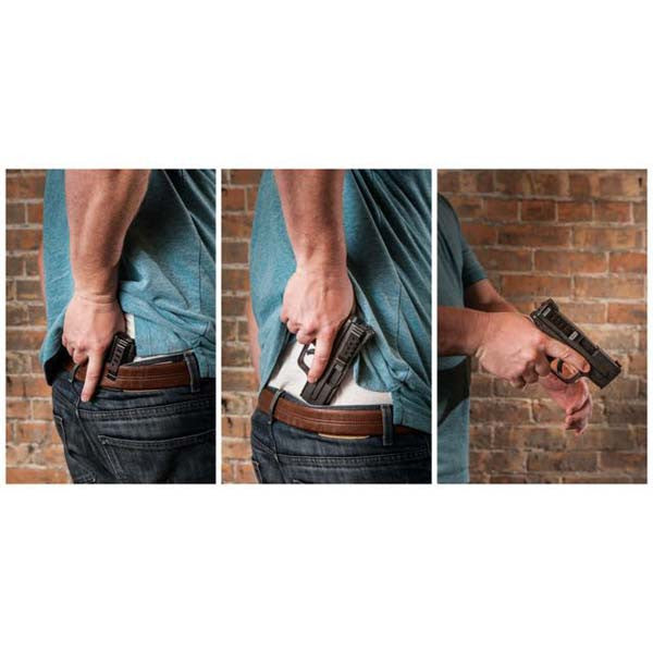 Springfield Armory® XD - Conceal Carry Belt Clip (Ambidextrous)