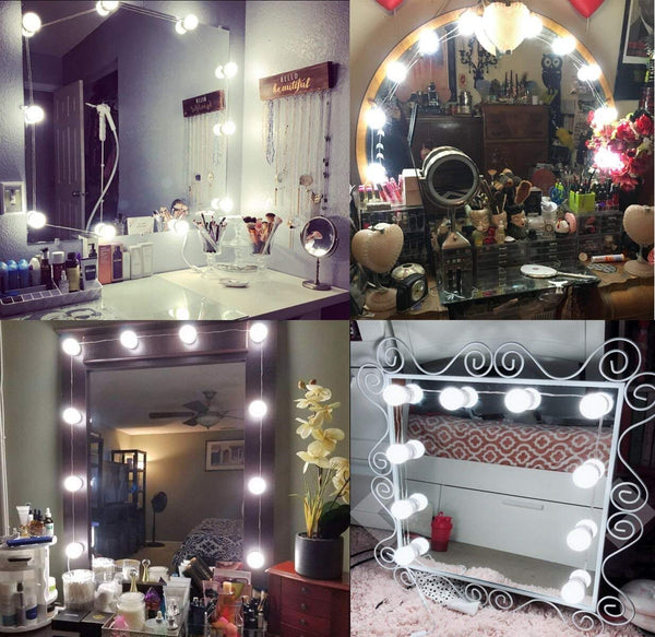 Makeup LED Mirror Lights Kit