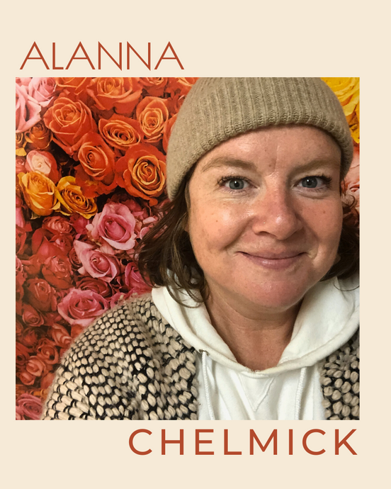 The Art Connoisseur: Alanna Chelmick