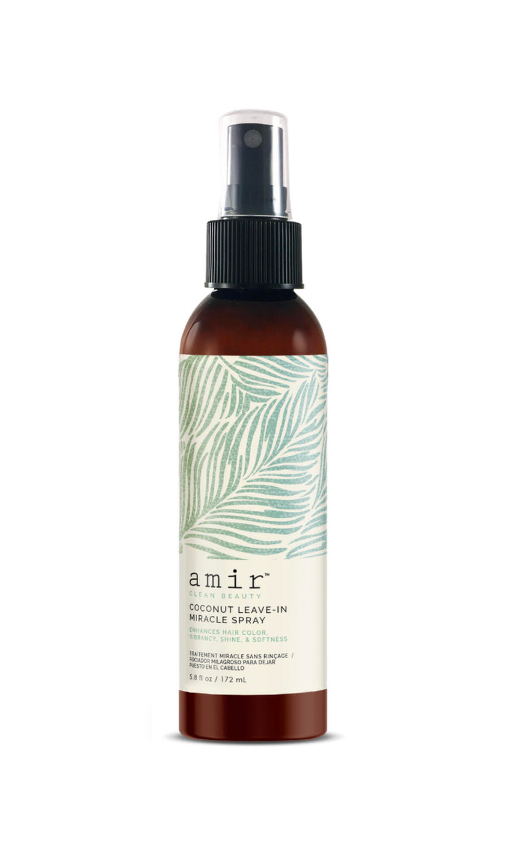 Coconut Leave In Miracle Spray 5.8oz