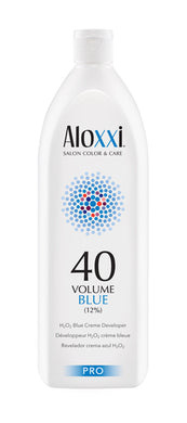 40 VOL. BLUE CREME DEVELOPER by Aloxxi