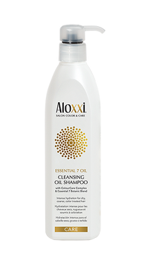 ESSENTIAL 7 OIL CLEANSING OIL SHAMPOO by Aloxxi