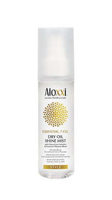 ESSENTIAL 7 OIL DRY OIL SHINE MIST by Aloxxi