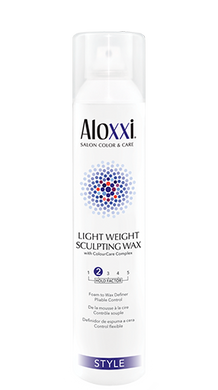 LIGHTWEIGHT SCULPTING WAX by Aloxxi