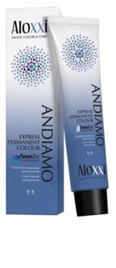 Andiamo Express Permanent Colour by Aloxxi