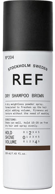 Dry Shampoo Brown