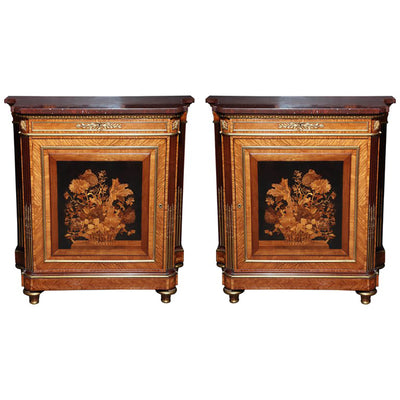 Louis XVI Cabinets