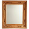 American Aesthetic Movement Carved Pine Mirror