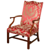 American Mahogany Lolling Chair