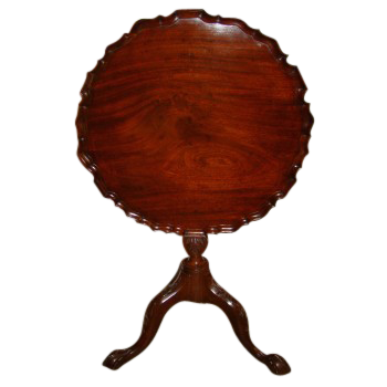 Fine George III PIecrust Table