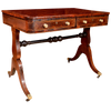 A Fine Regency Rosewood Writing Table