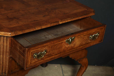 Queen Anne Walnut Lowboy
