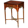 Rare George III Satinwood Side Table
