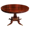 Regency Rosewood Center Table