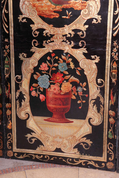Continental Painted Screen