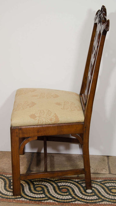 Pair of Chippendale Side Chairs