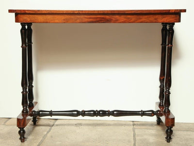 Regency Rosewood Game Table