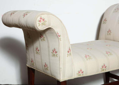 George III Window Bench