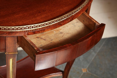 Russian Neoclassic Side Table
