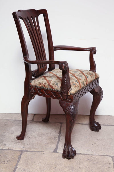 Irish George II Child's Armchair