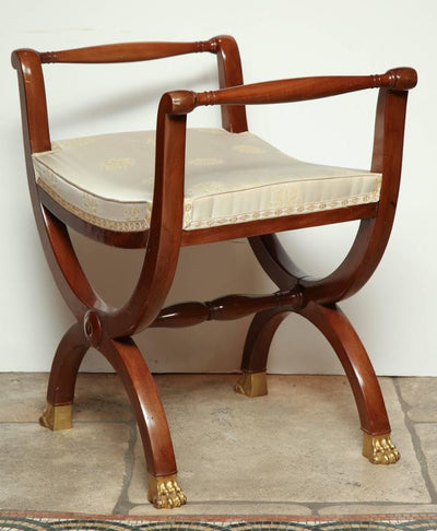 Pair of Directoire Benches