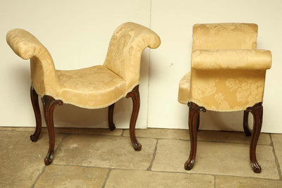 Pair of George III Window benches