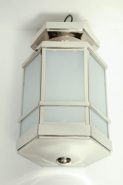 Pair of Modern Lanterns