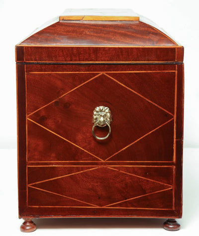 George III Mahogany Box