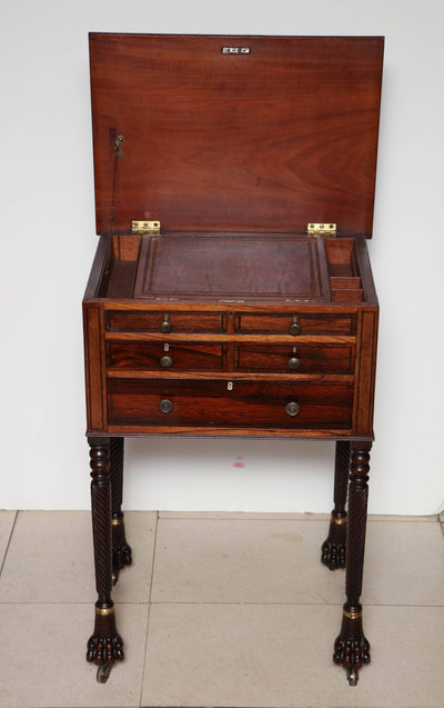19th Century Rosewood Side Table