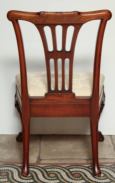 12 Georgian Side Chairs