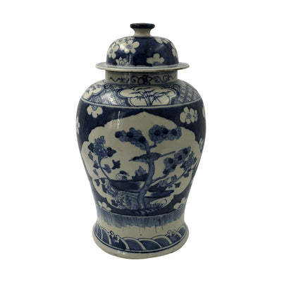 Chinese Export Blossom Ginger Jars
